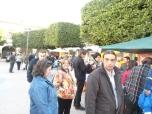 En el mercadillo navideño de la Plaza Vieja de Almería