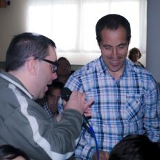 Paco Ojeda, Autogestor de ASPAPROS
