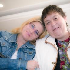 Tamara y Rosa, Autogestoras de ASPAPROS