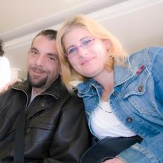 Iván y Tamara, Autogestores de ASPAPROS
