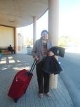 Ana estaba muy contenta con este viaje