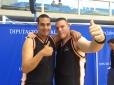 Federico y Ripoll, dos puntales del equipo de Baloncesto