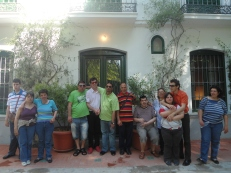 En la casa de Federico García Lorca