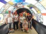 Parque de las ciencias: túnel temático