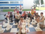 ¡Vamos a jugar al ajedrez!