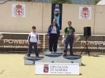 Toñi y Sonia, medallas de plata y bronce