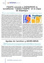 Página 2 del InfoASPAPROS nº 15
