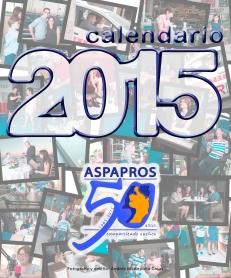 Portada Calendario Solidario ASPAPROS 2015