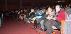 ASPAPROS recibió el apoyo del gran número de almerienses que asistieron al concierto.